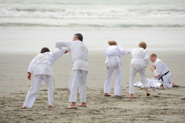 Beach Training – 2008