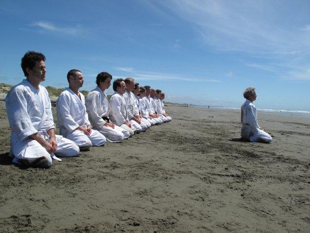 Beach Training – 2009