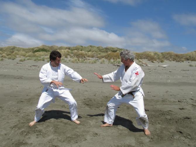 Beach Training – 2012